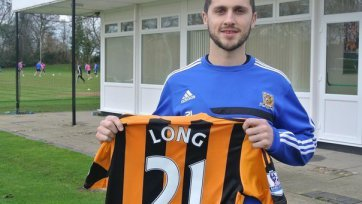 Официально: Лонг – игрок «Халл Сити»