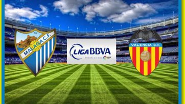 «Малага» и «Валенсия» голов друг другу не забили