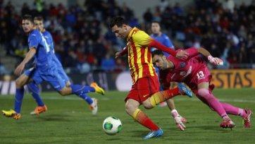 Мартино: «Никакие травмы не способны остановить Месси»