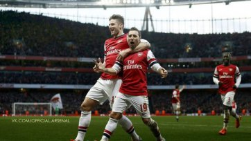 «Арсенал» сохраняет лидерство