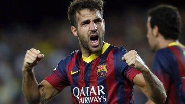 Фабрегас: «Меня взбесила наша игра, а не замена»