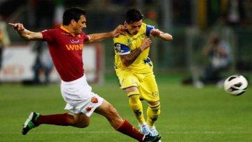 Николас Бурдиссо выберет между Италией и Грецией