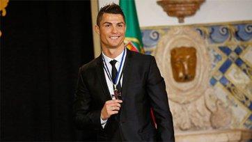 Роналду: «Сейчас мечтаю о победе на чемпионате мира»