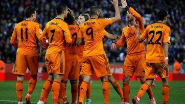 «Реал» бьет «Эспаньол» в Кубке