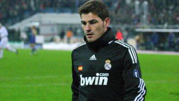 Касильяс не собирается покидать «Реал»