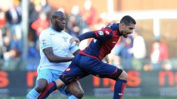 «Норвич» положил глаз на защитника «Лацио»