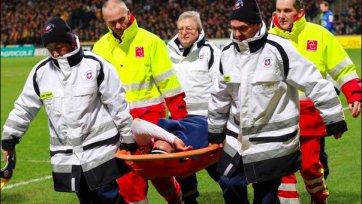 Итальянские СМИ: Фалькао из-за травмы пропустит чемпионат мира
