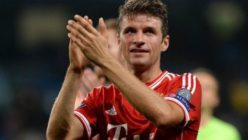 Мюллер: «Нужно обыграть «Боруссию» и показать всем, что у конкурентов нет шансов»