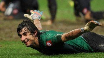 «Милан» положил глаз на вратаря «Дженоа»