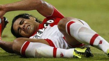 Радамель Фалькао не сыграет на чемпионате мира