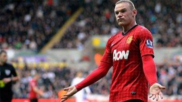 «Манчестер Юнайтед» начал переговоры о новом контракте с Руни