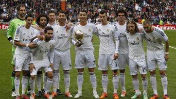 «Реал» вырывается в лидеры Ла Лиги