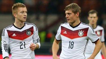 «Манчестер Юнайтед» интересуется двумя игроками сборной Германии