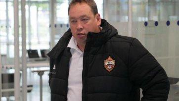 Слуцкий: «Ни один тренер не согласится, что его состав полностью укомплектован»