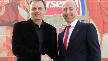 «Арсенал» заключил соглашение с Puma