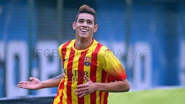 «Рома» подписывает таланта «Барселоны»