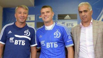 Петреску: «Денисов отличный парень»