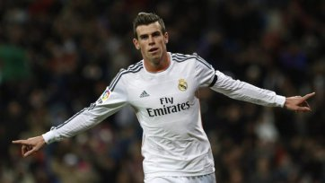 «Реал» сыграет с «Эспаньолом» без Бэйла