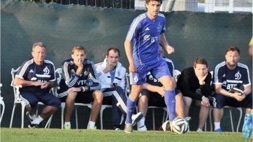 «Динамо» не смогло выиграть в третьем контрольном матче к ряду