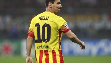 В «Барселоне» контракт Месси отложили на второй план