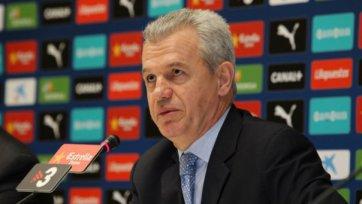 Агирре: «После пропущенного гола игра совсем разладилась»