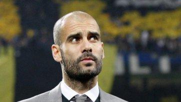 Гвардиола: «Пока «Бавария» не вышла на пик своей формы»
