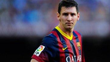 «Барселона» начнет матч против «Леванте» без Месси