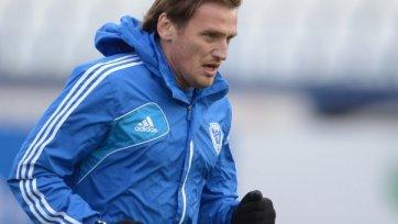 Дмитрий Булыкин второй сбор начал в общей группе