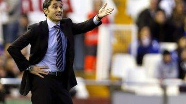 Вальверде: «Атлетик» сыграл хорошо, несмотря на поражение»