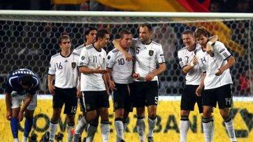 Развитие футбола в Германии. Часть вторая