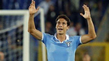 Рейя уверен, что Эрнанес останется в «Лацио»