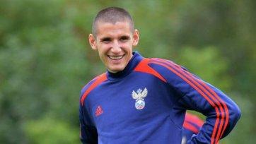 Официально: Тарас Бурлак – игрок «Рубина»