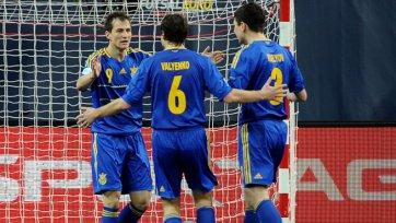 Украина на Чемпионате Европы по футзалу стартует с победы