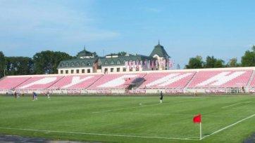 «Рубин» примет «Бетис» на резервном стадионе