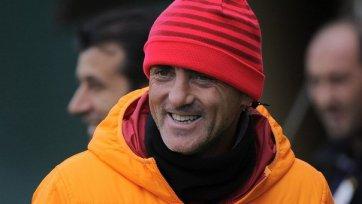 Манчини: «Сити» выиграет Премьер-Лигу»