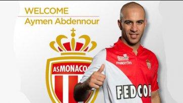 Официально: Абденнур продолжит карьеру в «Монако»