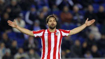 Диего: «Атлетико» - великий клуб»