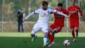 «Динамо» Киев одолел динамовцев Бухареста