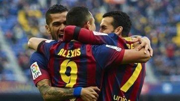 Дани Алвеш: «Не стоит сомневаться в мощи «Барселоны»