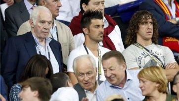 Вилья: «Арагонес привил испанцам менталитет чемпионов»