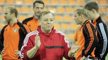 Тарханов: «Заболотный будет первым номером»