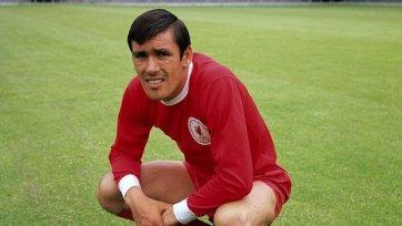 Бывший игрок «Челси» и «Ливерпуля» скончался на 72-м году жизни