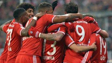 «Бавария» громит «Айнтрахт» и продлевает победную серию