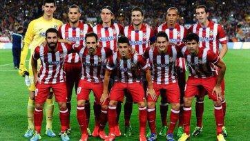 «Атлетико» громит «Реал Сосьедад» и не пускает на первое место «Реал»