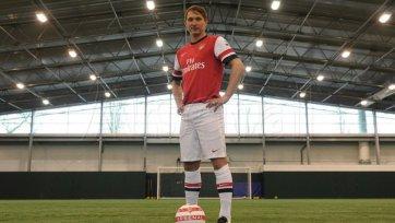 «Арсенал» прогнозирует возвращение Чельстрема в конце февраля