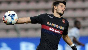 «Милан» подпишет кипера «Кальяри»