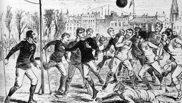 Британские журналисты: Моуринью не прав на счет футбола 19-го века