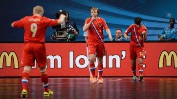 Россия не заметила Румынию и вышла в полуфинал Чемпионата Европы
