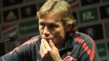 Карпин: «Быстров еще не исчерпал себя, как футболист»