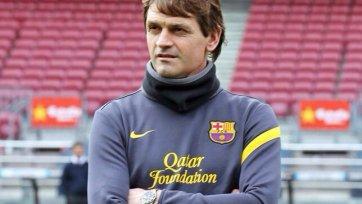 Виланову признали лучшим тренером Испании  в минувшем году